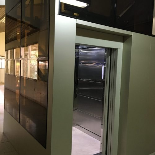آسانسور هیدرولیک آلپای