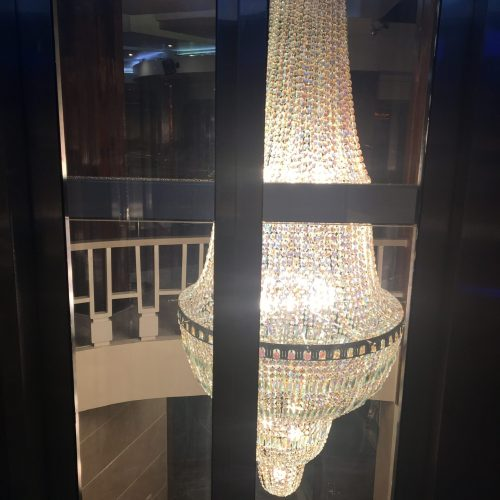 تصویر دوم آسانسور هتل توسط آلپای آپ