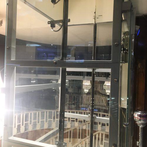 تصویر سوم از آسانسور هتل توسط آلپای آپ